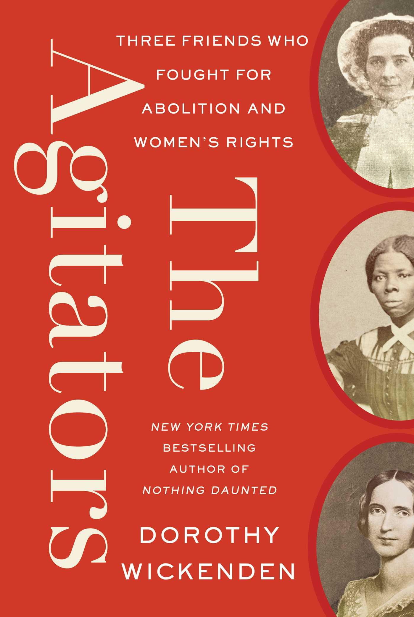 Book cover: The Agitators