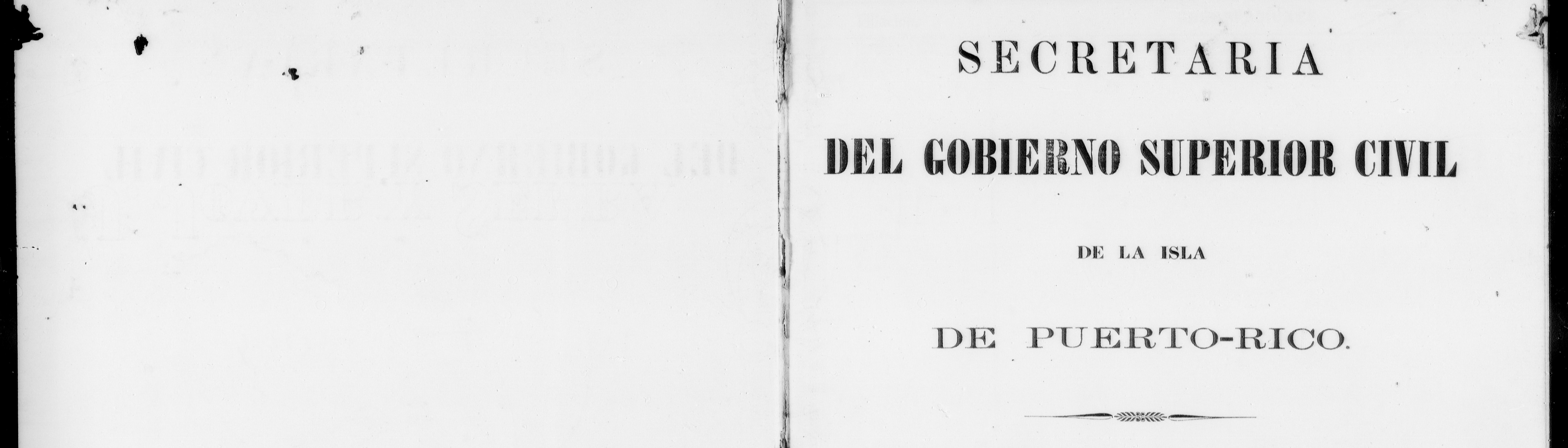 Records of the Spanish Governors of Puerto Rico