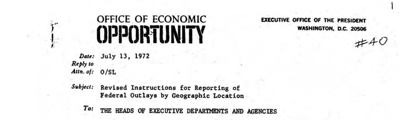 Records of the Community Services Administration