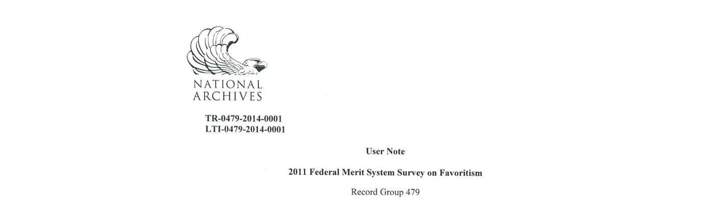Records of the Merit Systems Protection Board