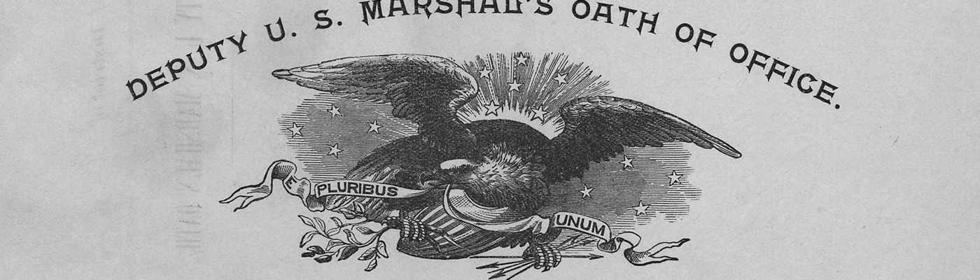 Records of the U.S. Marshals Service