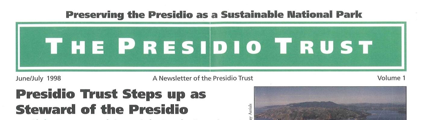 Records of the Presidio Trust