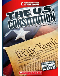 Constitution book cover image from the Foundation shop store