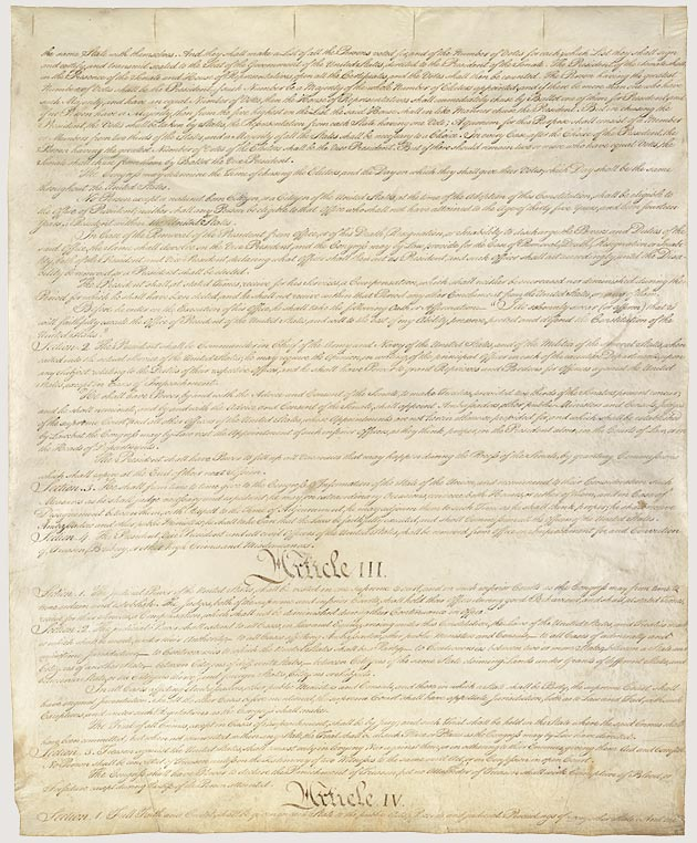 The Constitution Page 3