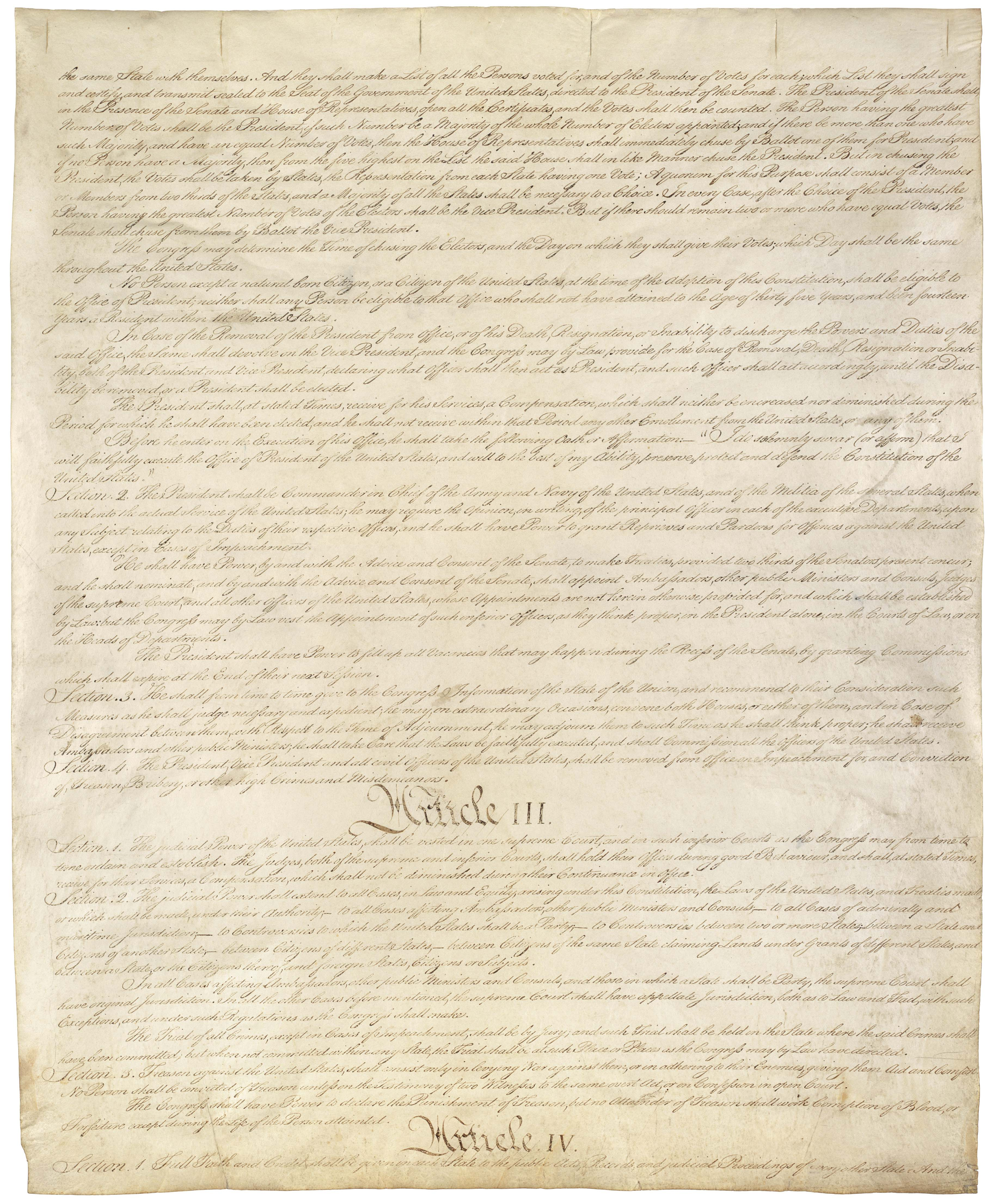 image regarding Printable Declaration of Independence Pdf identified as Significant Remedy Downloads Nationwide Archives