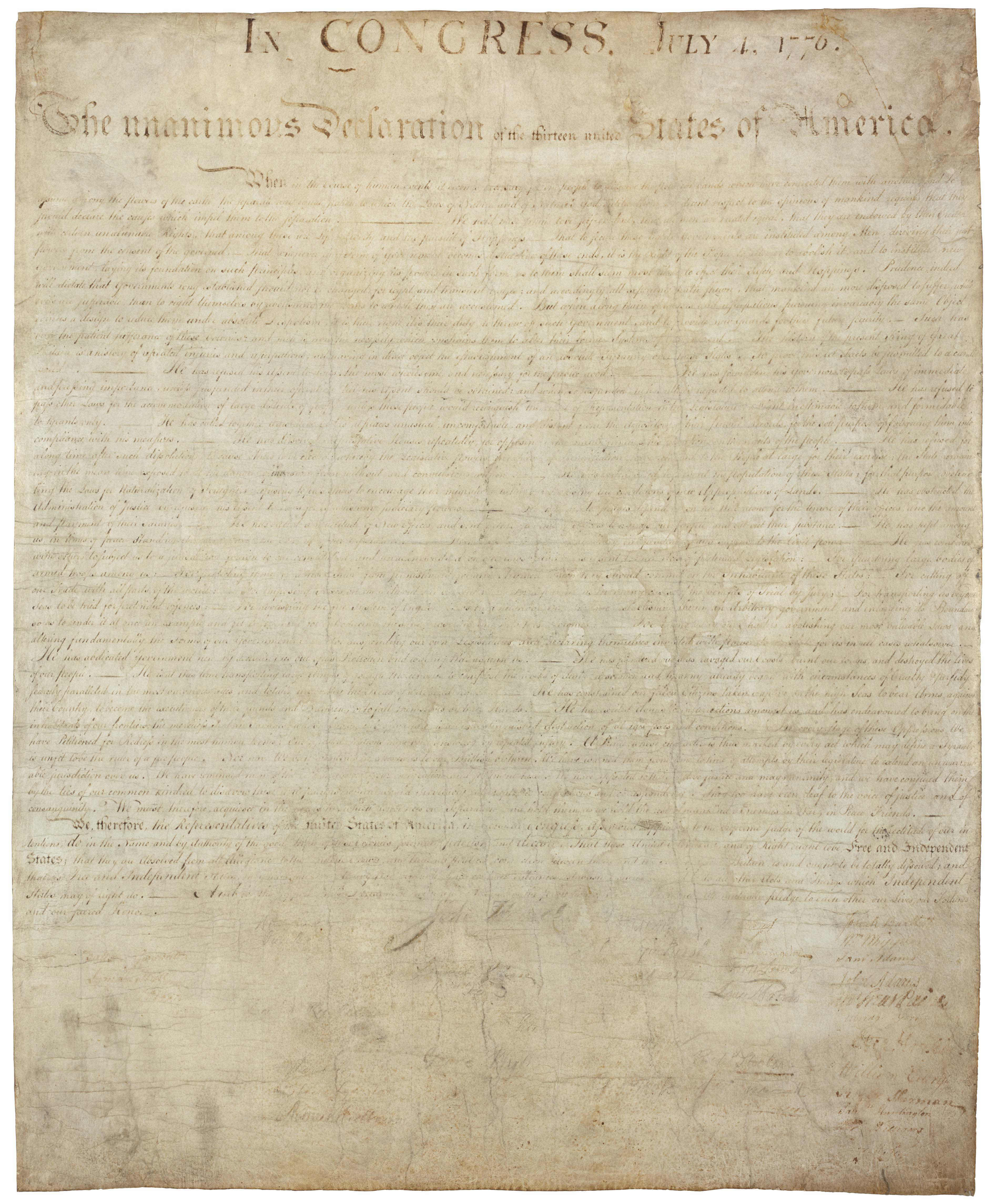 photo about Printable Declaration of Independence Pdf named Substantial Alternative Downloads Countrywide Archives