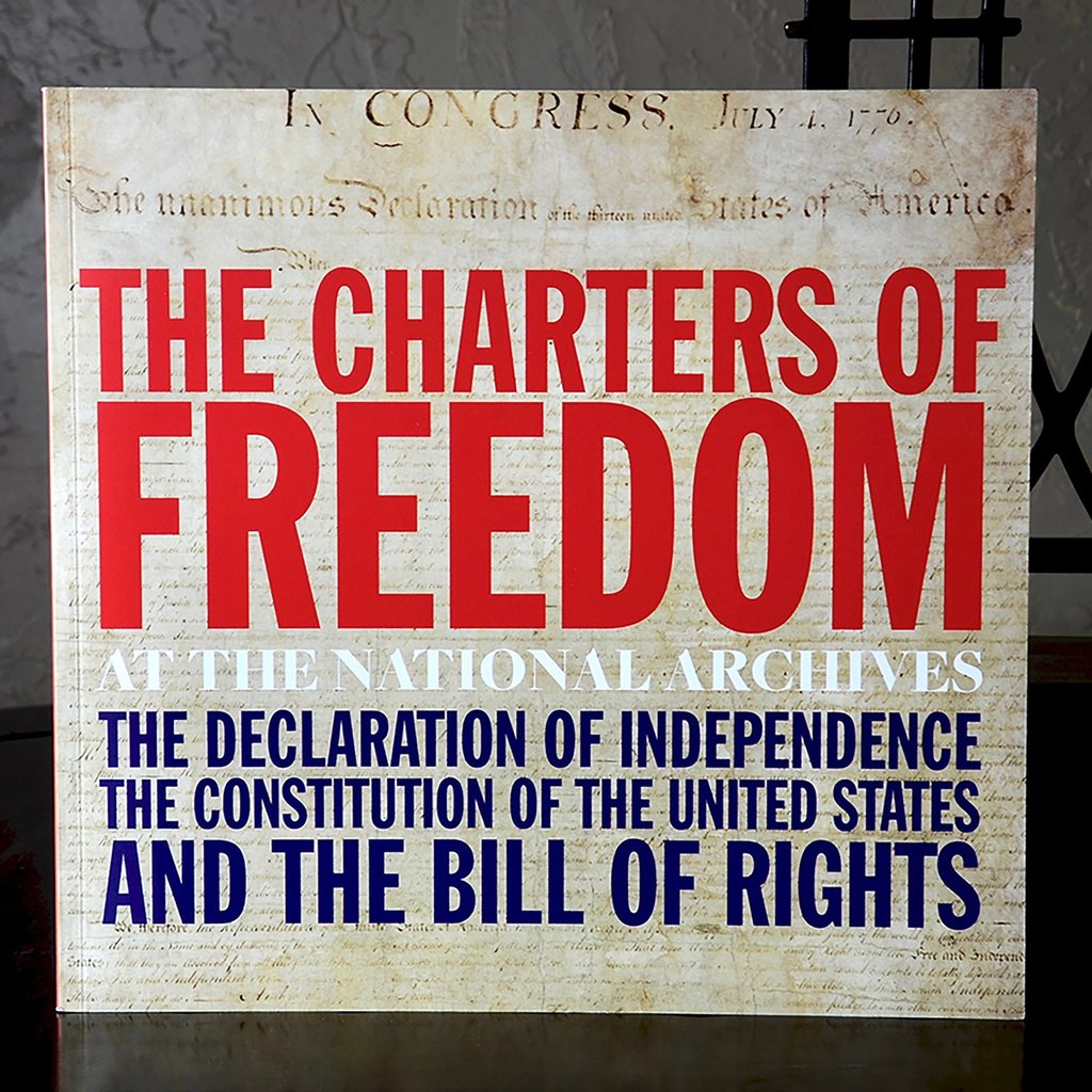 Charters of Freedom Book