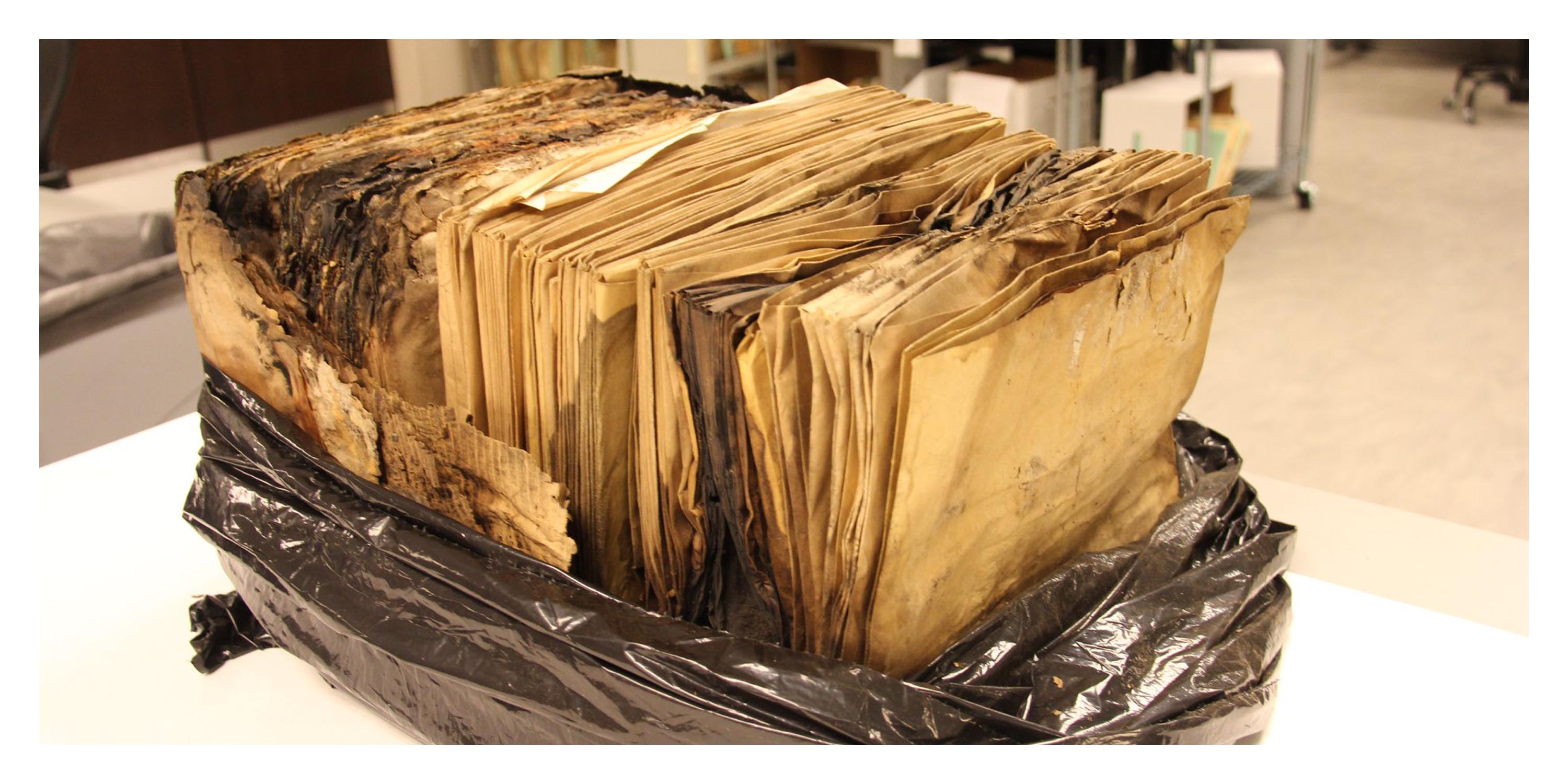 Archives Recalls Fire That Claimed Millions Of Military