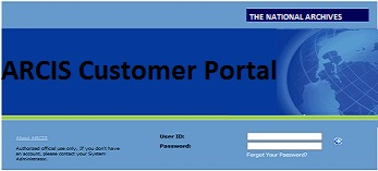ARCIS Customer Portal