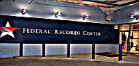 exterior of Lenexa Federal Records Center