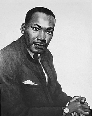 a biography of martin luther king jr an outstanding black leader in the united states A biography of martin luther king jr an outstanding black leader in the united states.