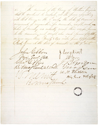 Todays Document From The National Archives
