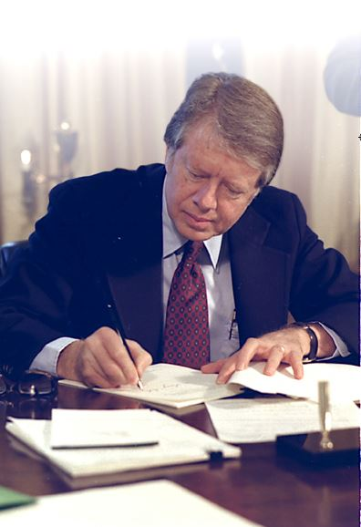 Image of President Jimmy Carter