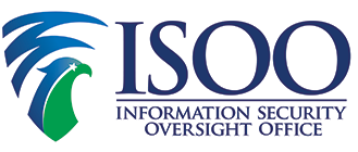 The Information Security Oversight Office (ISOO) logo
