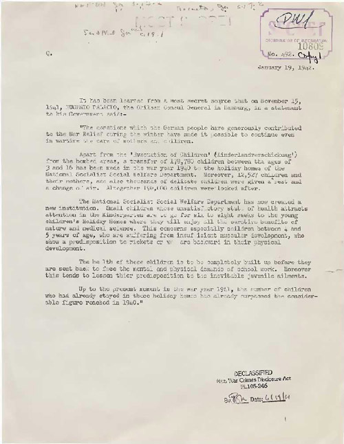 holocaust position paper Position paper to write about pornography invariably implies a position its egocentricity, its tolerance of massacre, holocaust, annihilation.