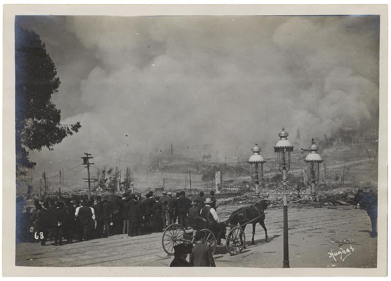 San Francisco Earthquake, 1906 | National Archives