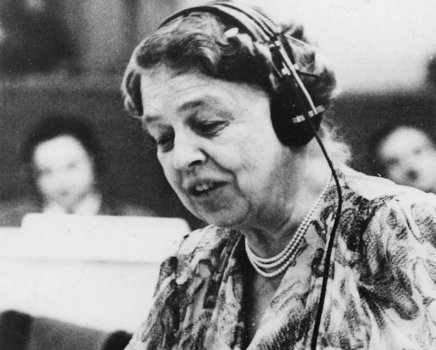 Eleanor Roosevelt at the UN