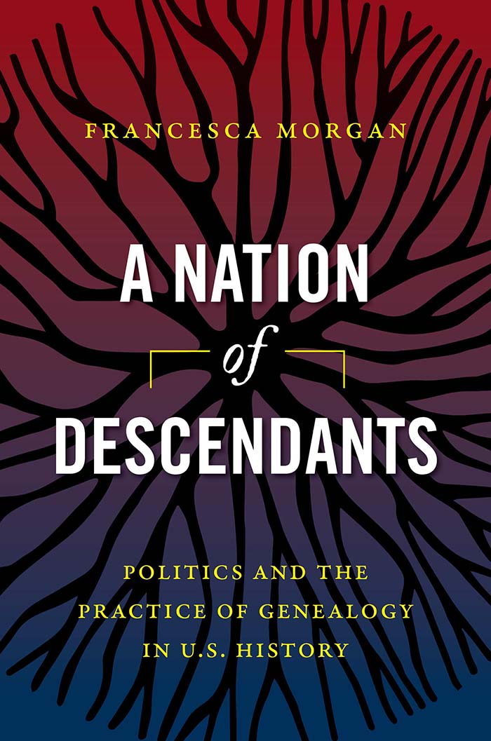 book cover of A Nation of Descendants