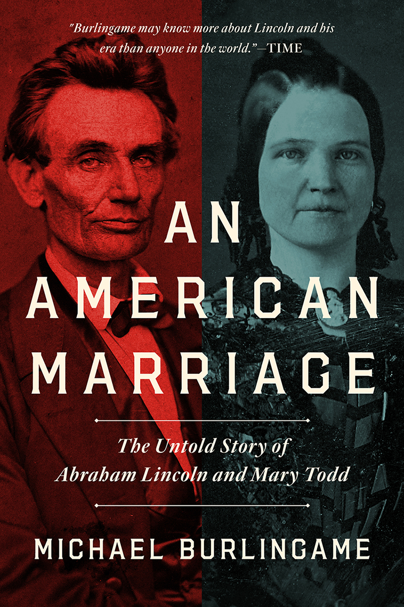 book cover of An American Marriage