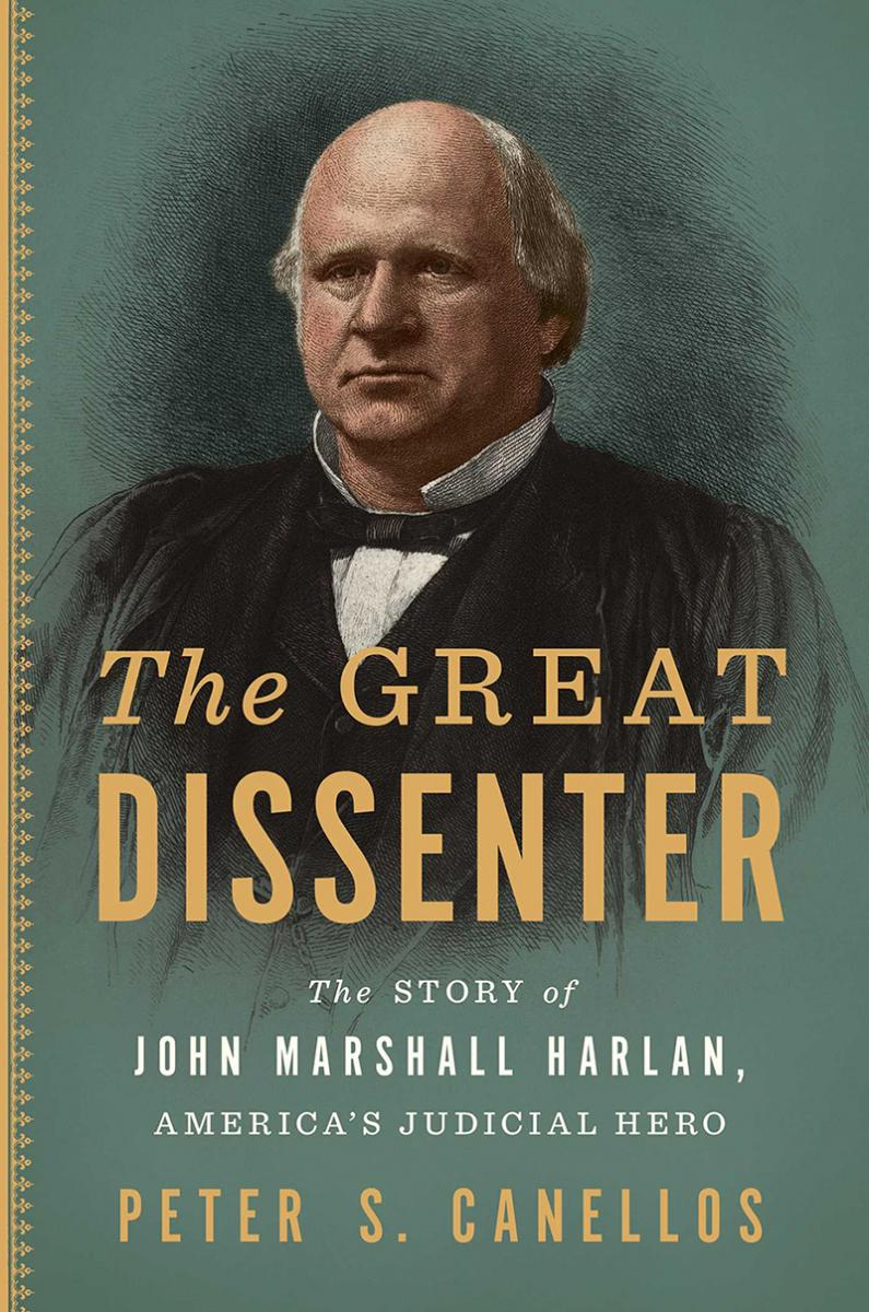 book cover of the Great Dissenter