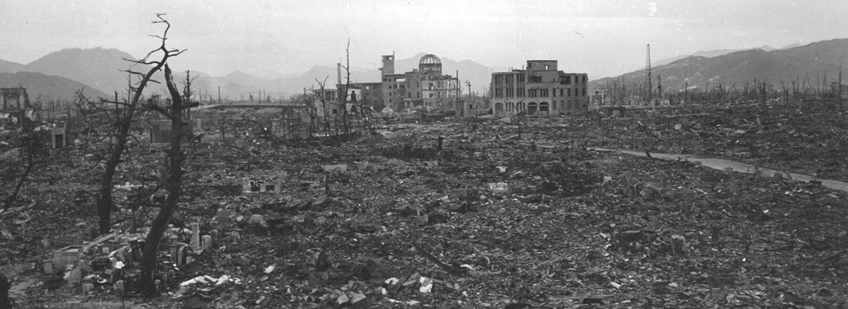 The Atomic Bombing of Hiroshima and Nagasaki, August 1945 | National  Archives