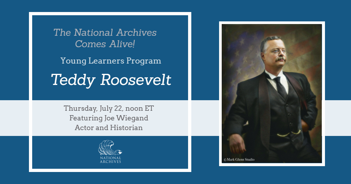 Advertisement for Teddy Roosevelt Young Learners Program