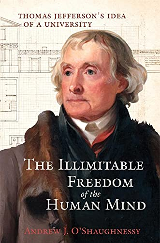 Book cover of The Illimitable Freedom of the Human Mind