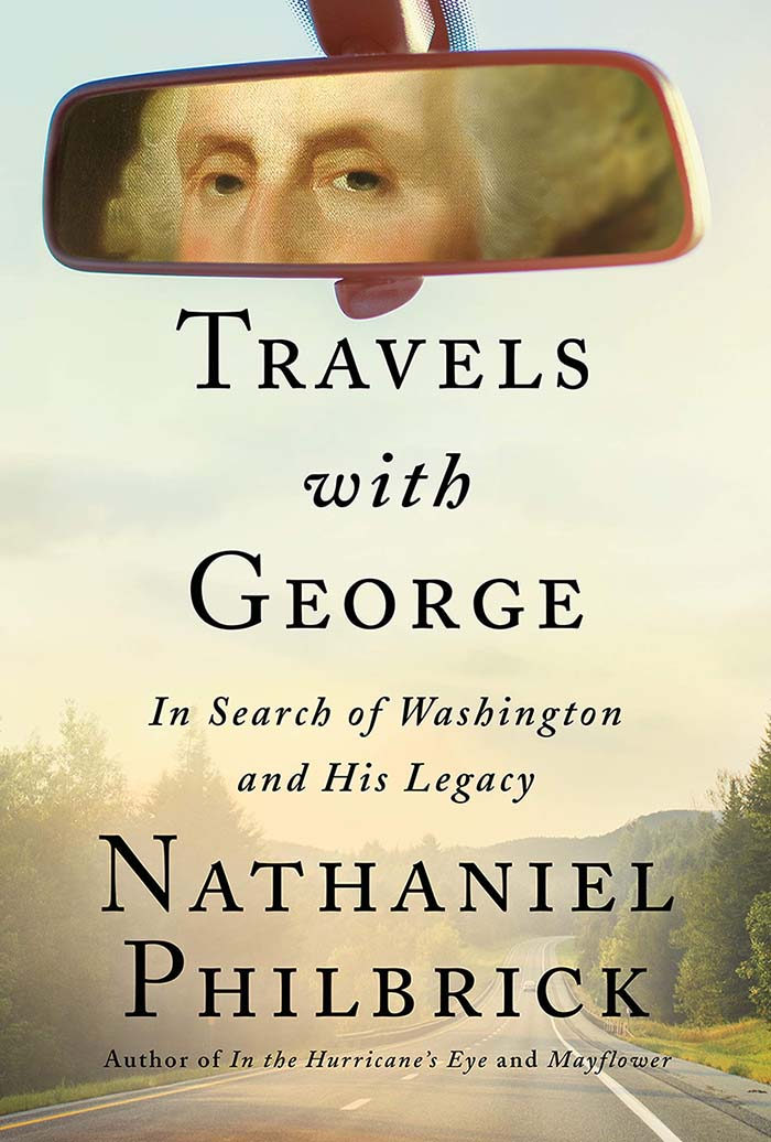 Book cover of Travels with George