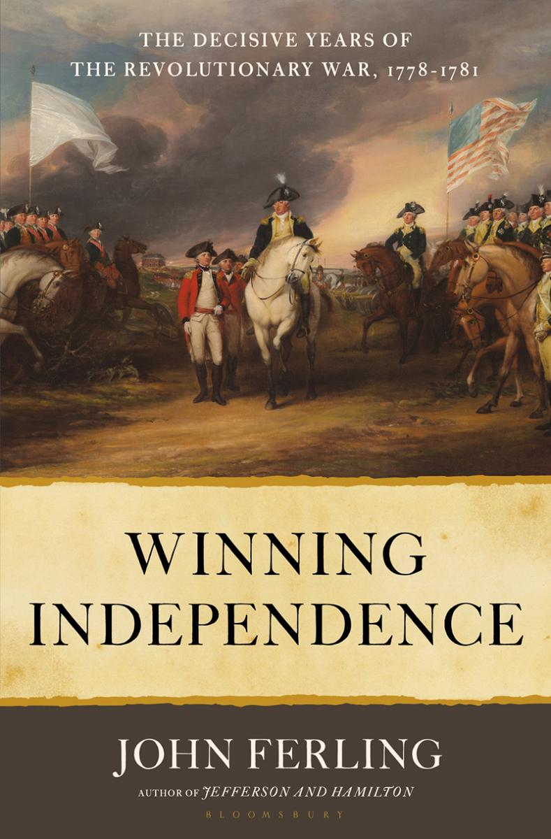 Book cover for Winning Independence