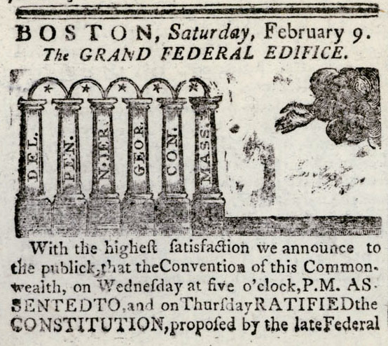 us constitution timeline