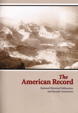 Cover of the American Record booklet