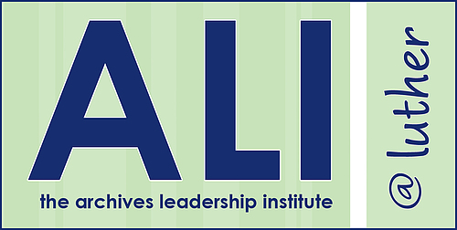ALI, the archives leadership institute