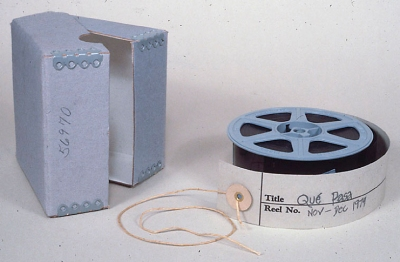 Film Reel and Box
