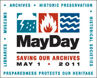 May Day 2011 logo