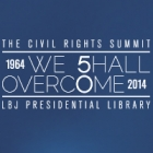 Logo for the Civil Rights Summit