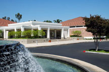 Nixon Library in Yorba Linda, California