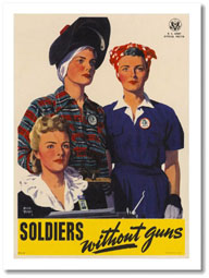 Poster, Soldiers Without Guns