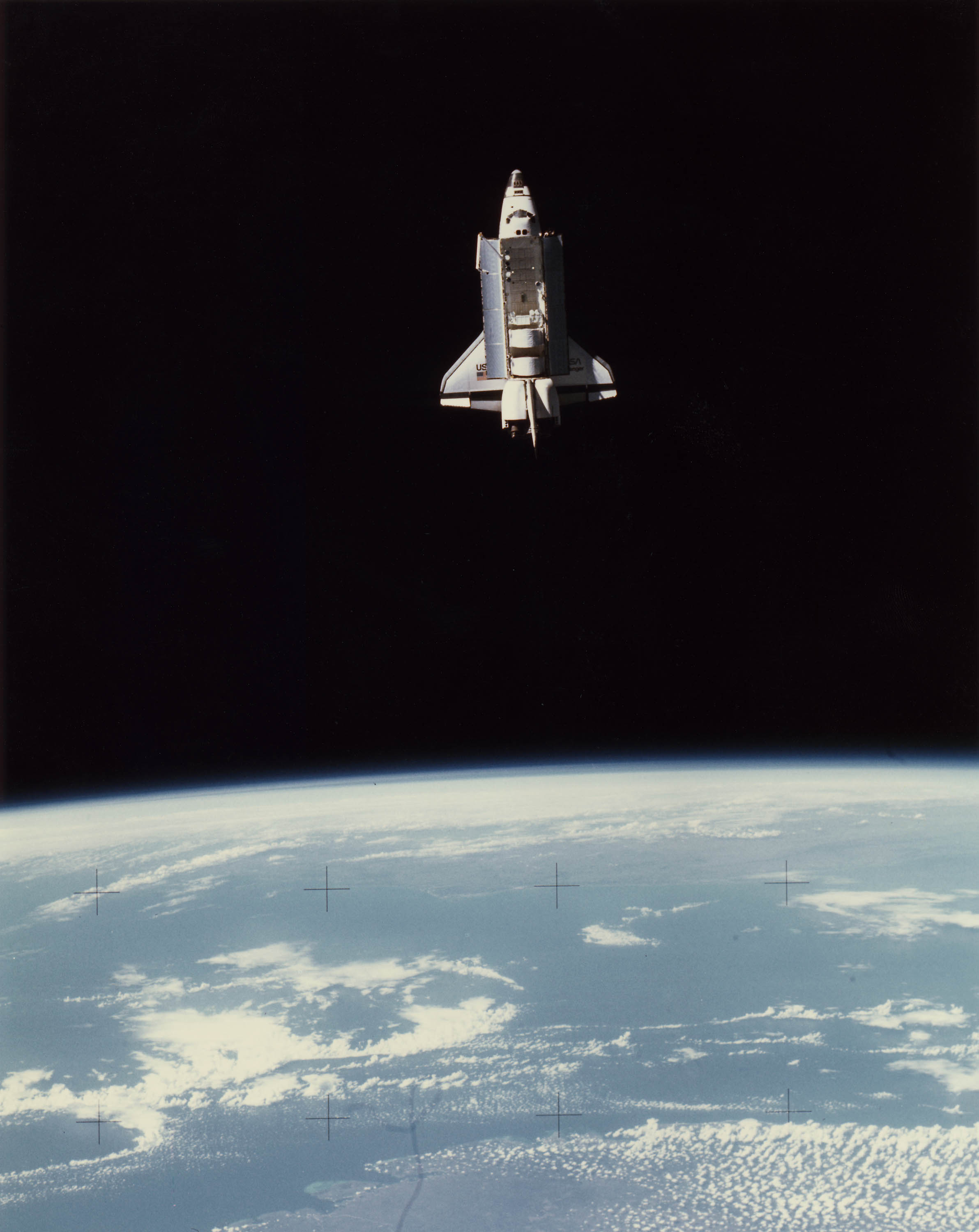 quot scenes of the space shuttle