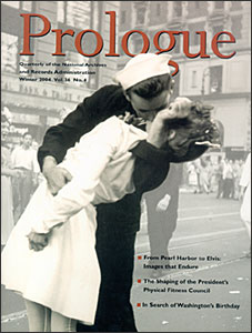 Winter 2004 Prologue Cover