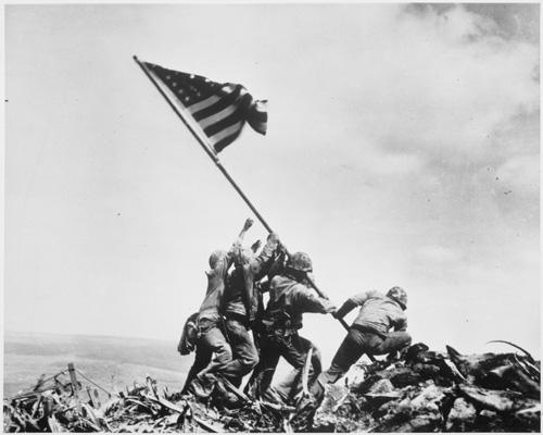 Batalla de Iwo Jima Iwo-jima