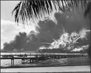 Pearl Harbor, Dec 7, 1941