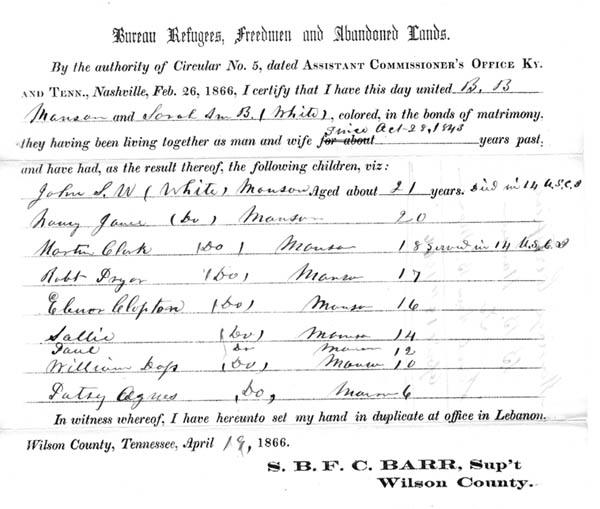 emancipation paperwork washington state