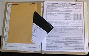 Prologue 20th Century Veterans Service Records Safe