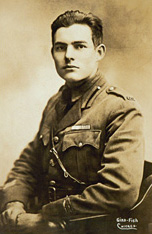 An analysis of soldiers home by ernest hemingway