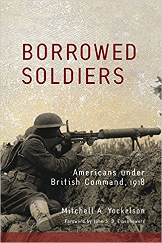 cover of Borrowed Soldiers