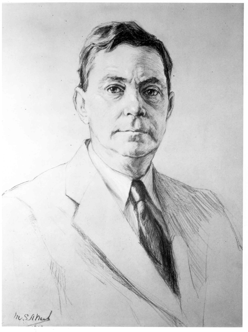 R.D.W. Conner, the first Archivist of the United States