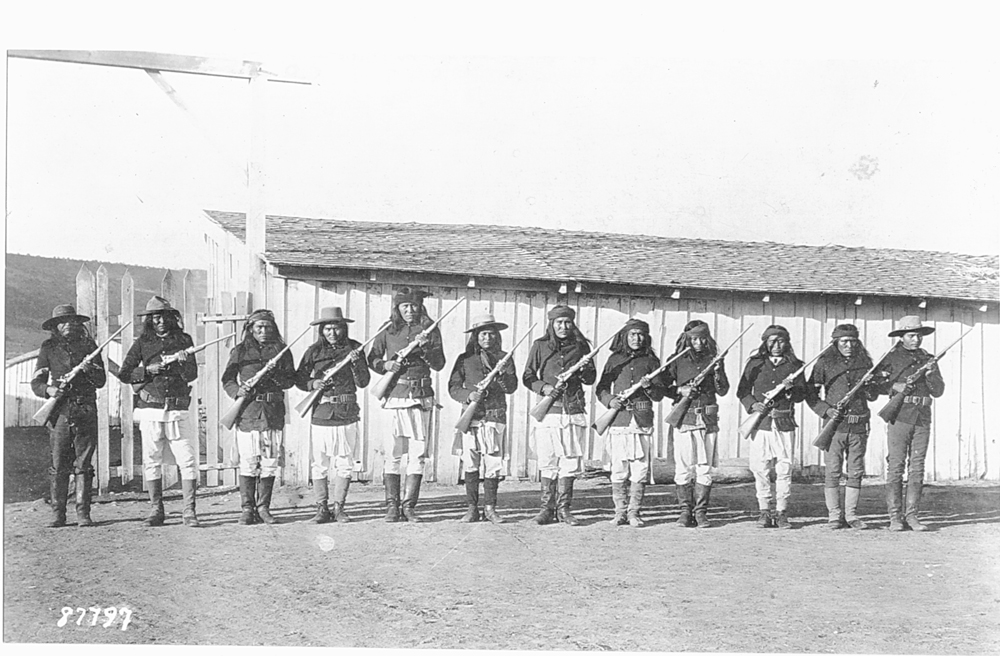Lead the Way: Researching U S  Army Indian Scouts, 1866–1914