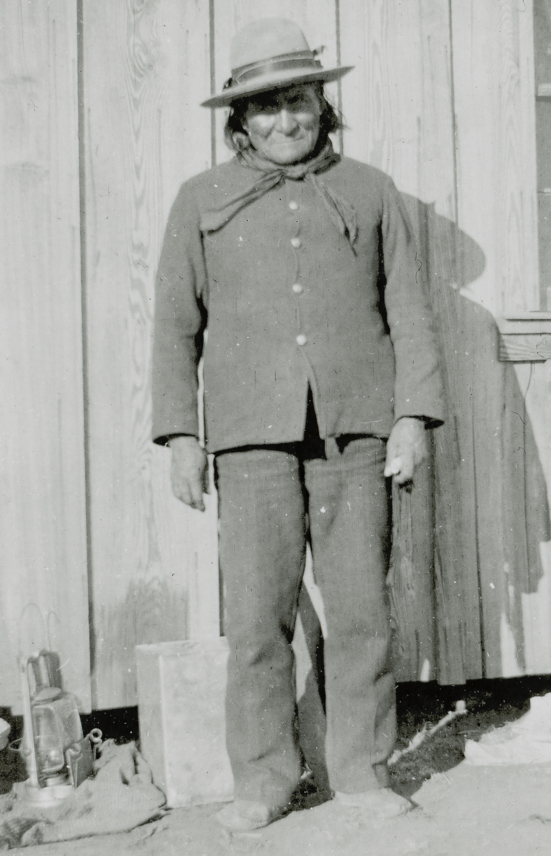 Geronimo at Fort Sill