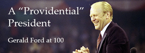 Gerald Ford at 100
