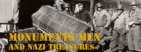 Monuments Men and Nazi Treasures